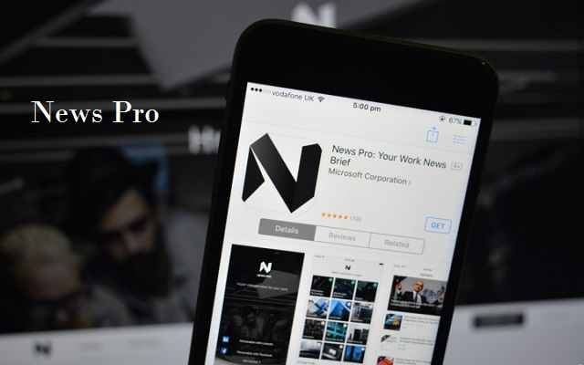 "Microsoft Launches Personalized ""News Pro"" App for Android"