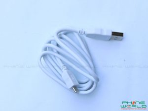 qmobile noir j7 accessories data cable