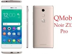 QMobile Launches Noir Z12 Pro with Finger Print Scanner