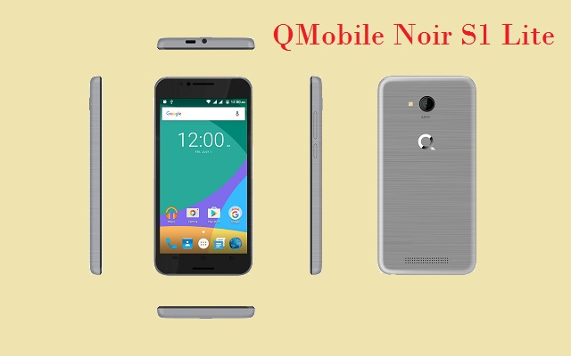 QMobile Presents Lower Price Smartphone Noir S1 Lite