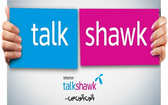 Telenor Talkshawk Daily, 3 Day, Weekly and Monthly Call Packages