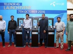 Telenor Pakistan Officially Launches 4G Services, New Range of 4G Smartphones and 4G Mobile Broadband Devices