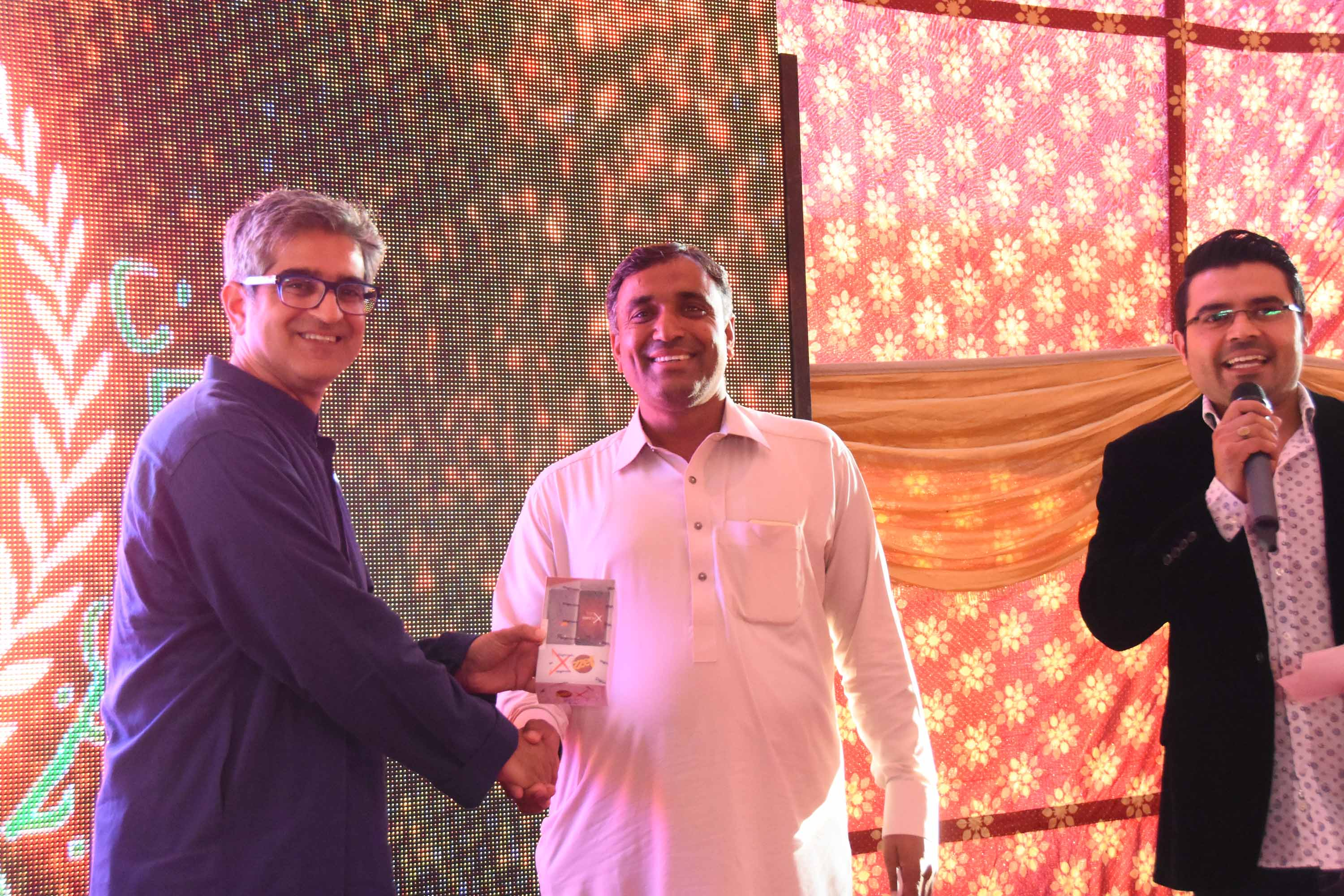 Mobilink Launches Mobile-based Agricultural Service for Farmers