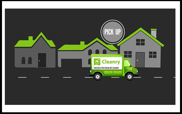 Cleanry, Pakistan's First Online Facility for Premium Home Laundry