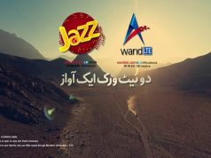 Mobilink-Warid Releases TVC to Announce the Integration of Dou Network, Aik Awaaz