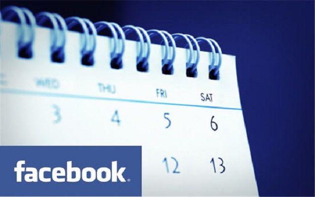 Facebook Introduces Standalone Calendar-Based 'Events' App