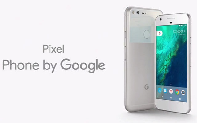 Google Officially Unveils Pixel and Pixel XL with 4 GB RAM