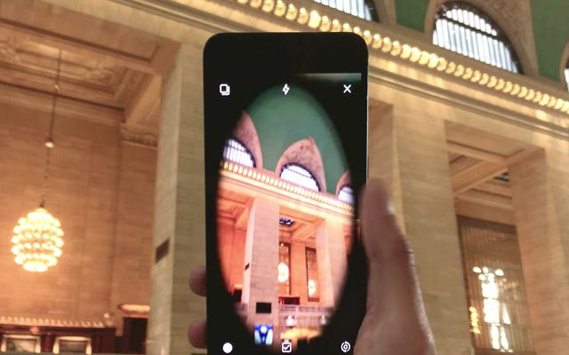 Google launches Sprayscape camera app to snap VR-ish photos