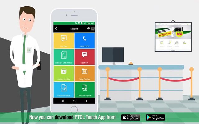 How to Pay Your Bills Online with PTCLTouch App