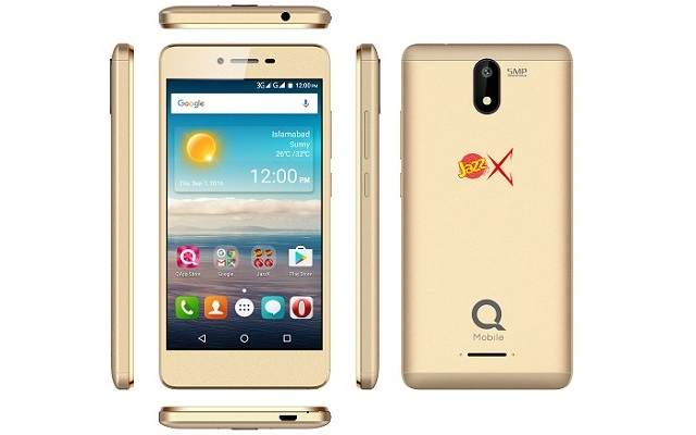One More Addition to JS Series-QMobile Brings Jazz X JS7 Pro