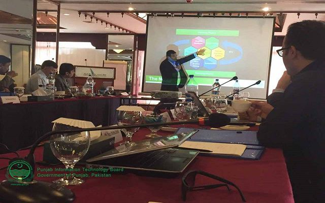 PITB Briefs WHO About Anti-dengue Initiatives