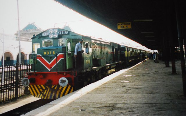 Pakistan Railways Inaugurates e-ticketing System