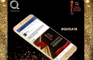 QMobile Becomes the Official Partner for Hum Style Awards 2016