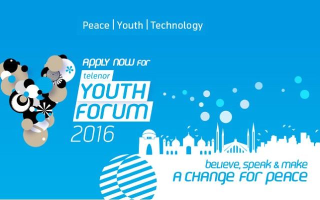 Telenor Pakistan Announces Two Delegates forTelenor Youth Forum 2016