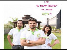 Zong Launches Nationwide Employee Volunteers' Program