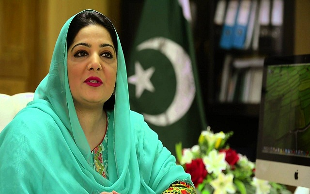 Jordanian Delegation Calls on Anusha Rehman to Discuss the Matters of Mutual Interest