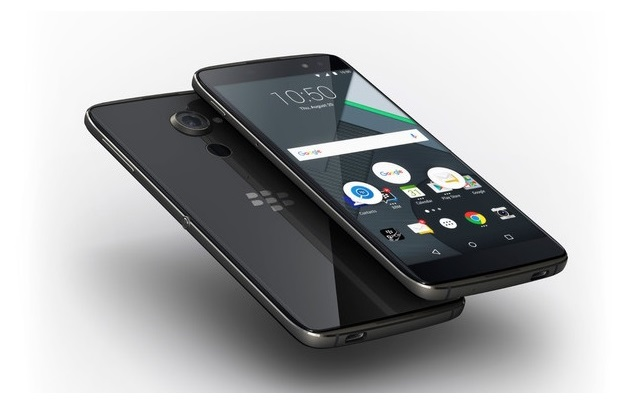 BlackBerry Launches its Last in-house Android Phone