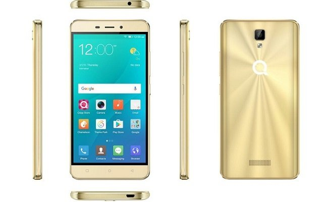 QMobile Introduces J Series by Launching Noir J7 with 3D Mirror Body