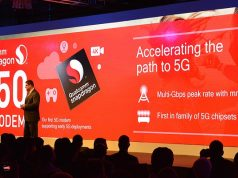 Qualcomm Announces First Gigabit 5G Modem X50
