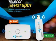 Here are the Complete Details of Telenor 4G Broadband Packages