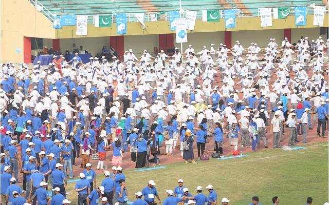 Telenor Pakistan and Beaconhouse School System break Guinness World Record