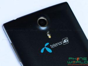 telenor infinity i back camera