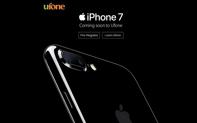 Pre-Booking of iPhone7 and 7 Plus
