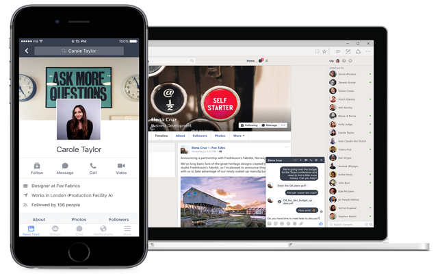 Facebook Workplace Now Available for All Companies
