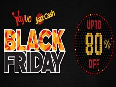 Yayvo & JazzCash are Launching their Black Friday Sales Early
