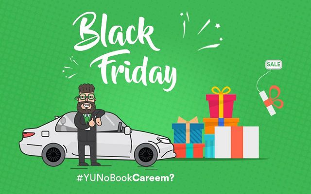 Careem Partners with Daraz.pk for the Most Exciting Black Friday Sale