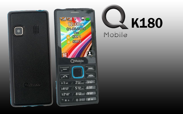 Photo of QMobile Launches QMobile K180 with 1800mAh Battery