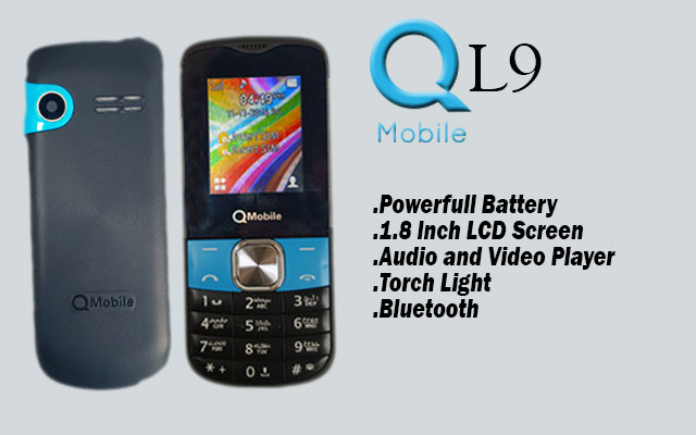 QMobile Launches Another Powerful Battery Phone L9