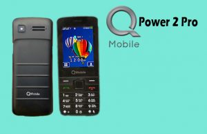 QMobile Launches Compact and Powerful Battery Phone Power 2 Pro