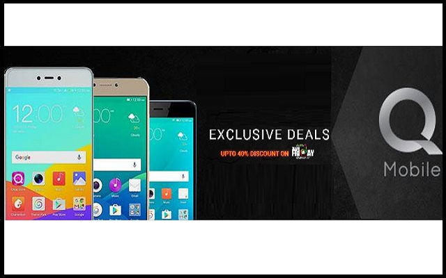 Get QMobile at a Discounted Price this Black Friday
