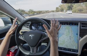 Go Auto-Driven by Tesla's New self-Driving features