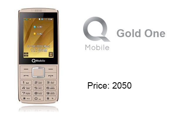 Picture of Qmobile GOLD ONE Official DCC Firmware Flash File