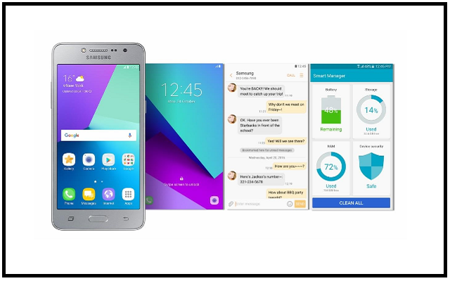 Samsung's New Grand Prime+ Enriches a Best-Selling Legacy