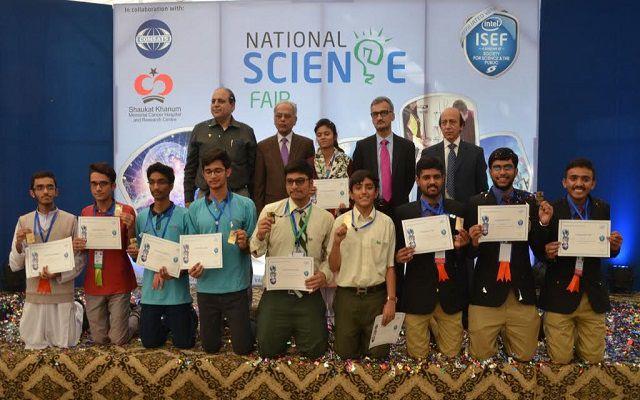 Intel Announces National Science Fair 2016 Winners