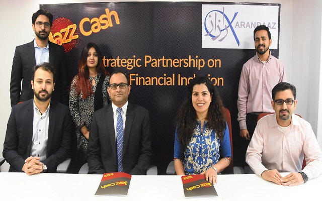 JazzCash and Karandaaz Enter into a Strategic Partnership for Digital Financial Inclusion