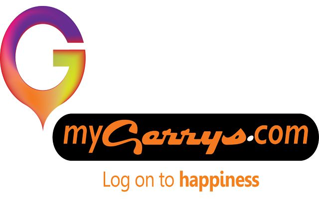MyGerrys.com Biggest Online Sale of the Year from 22nd to 27th Nov 16
