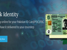 NADRA Redesigns its Website