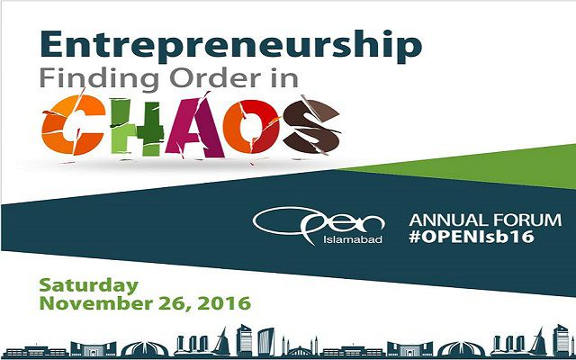 OPEN Islamabad Brings its Flagship Event 2016 in Collaboration with CAC-NUST