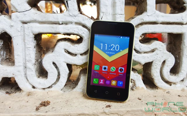 QMobile X2 LITE -an extension to its reasonable phones