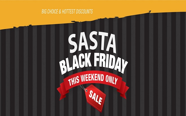 Sastaticket.pk Offers Massive Discounts to Travellers on Black Friday