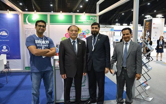 Secretary General ITU Appreciates PSEB Efforts in Pakistan