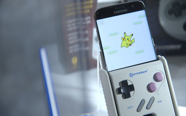 Now Turn Your Smartphone into a Game Boy