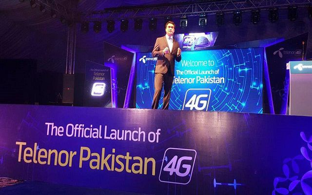 Telenor Pakistan Celebrates Success of 4G Services with Business Customers