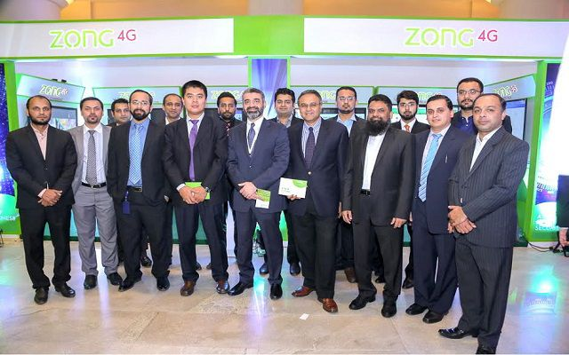 ZONG Supports Asia Management Conclave 2016 As The Official Connectivity Partner