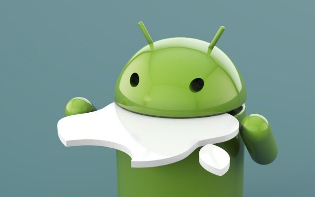 Apple Losing Battle against Android Devices