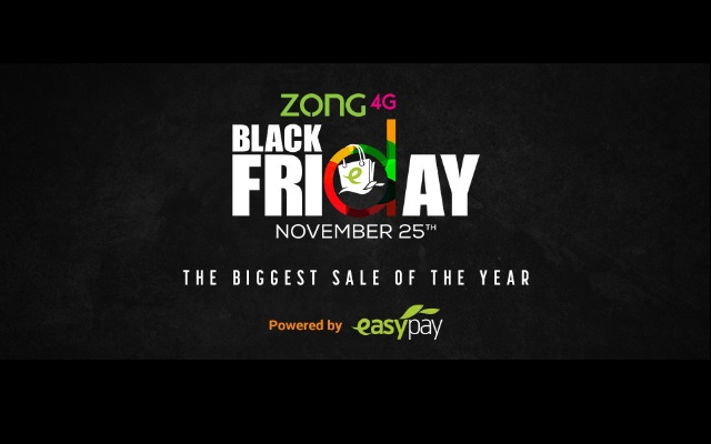 Easypay and Zong offer Additional Discounts